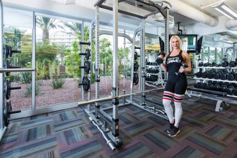 Jodi Tiahrt has lived in Las Vegas for nearly two decades, but it wasn't until recently she f ...