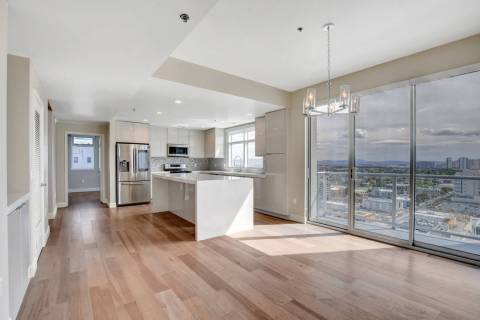 This Goodman Premier Collection condo in The Ogden spans 2,044 square feet. (The Ogden)