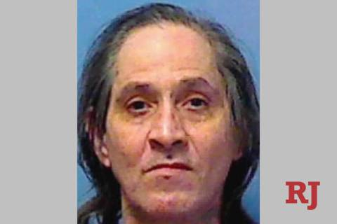 Marty Martinez, 55 (Nevada Department of Corrections)