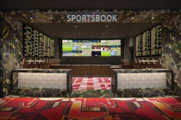 The Nevada Gaming Commission on Thursday, April 25, 2019, approved a license for a sportsbook f ...