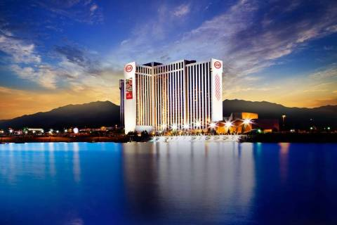 Grand Sierra Resort in Reno withdrew its filing asking for permission to use an alternative ene ...
