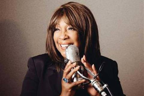 "Mary Wilson, founding member of The Supremes, is performing with Martha Reeves in ""Legendary ..."