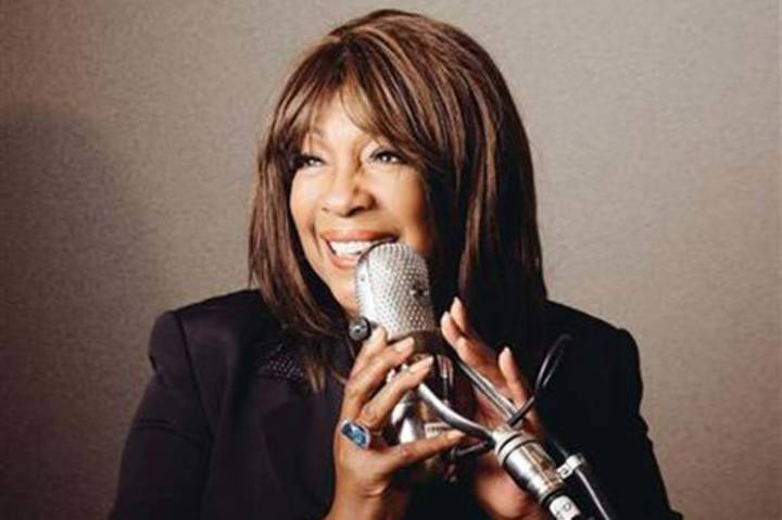 """Mary Wilson, founding member of The Supremes, is performing with Martha Reeves in """"Legendary ..."""