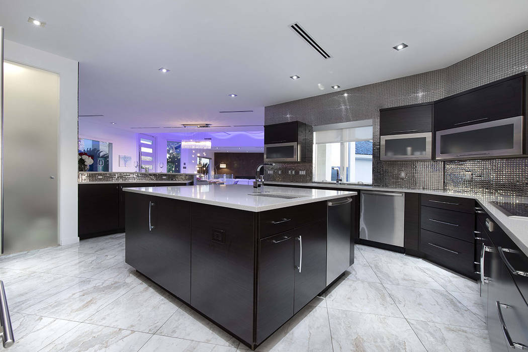 The kitchen. (Sotherby's International Realty, Synergy)