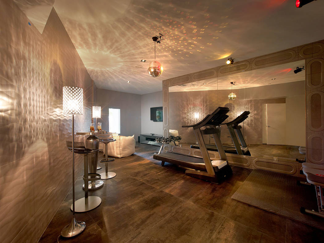 The gym. (Sotherby's International Realty, Synergy)
