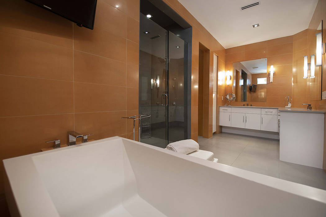 The master bath. (Sotherby's International Realty, Synergy)