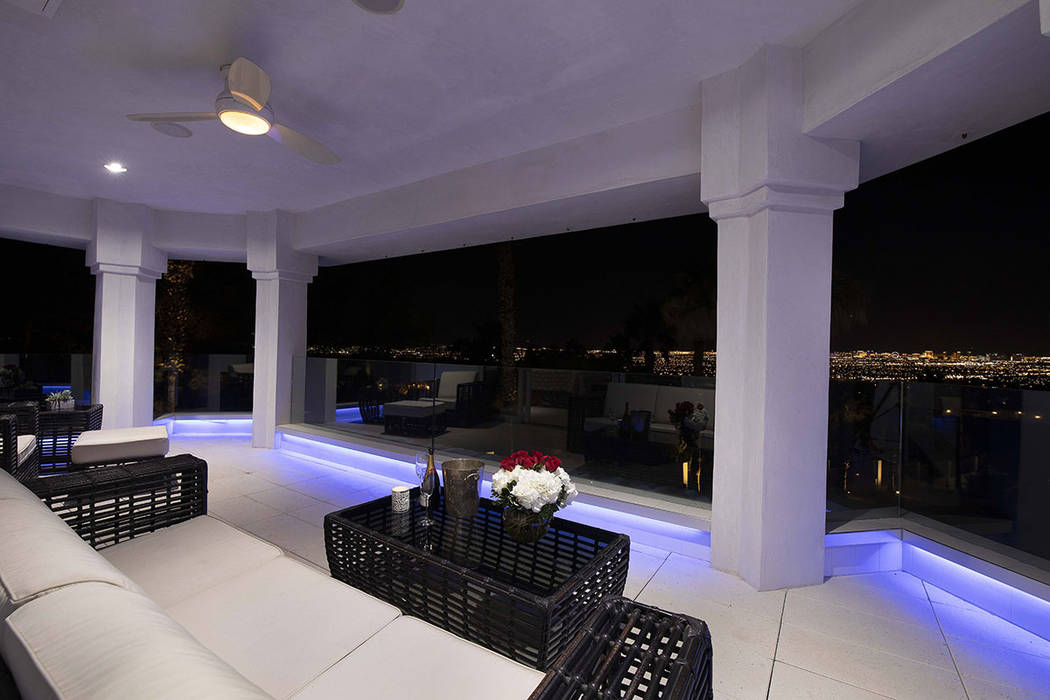 The balcony. (Sotherby's International Realty, Synergy)
