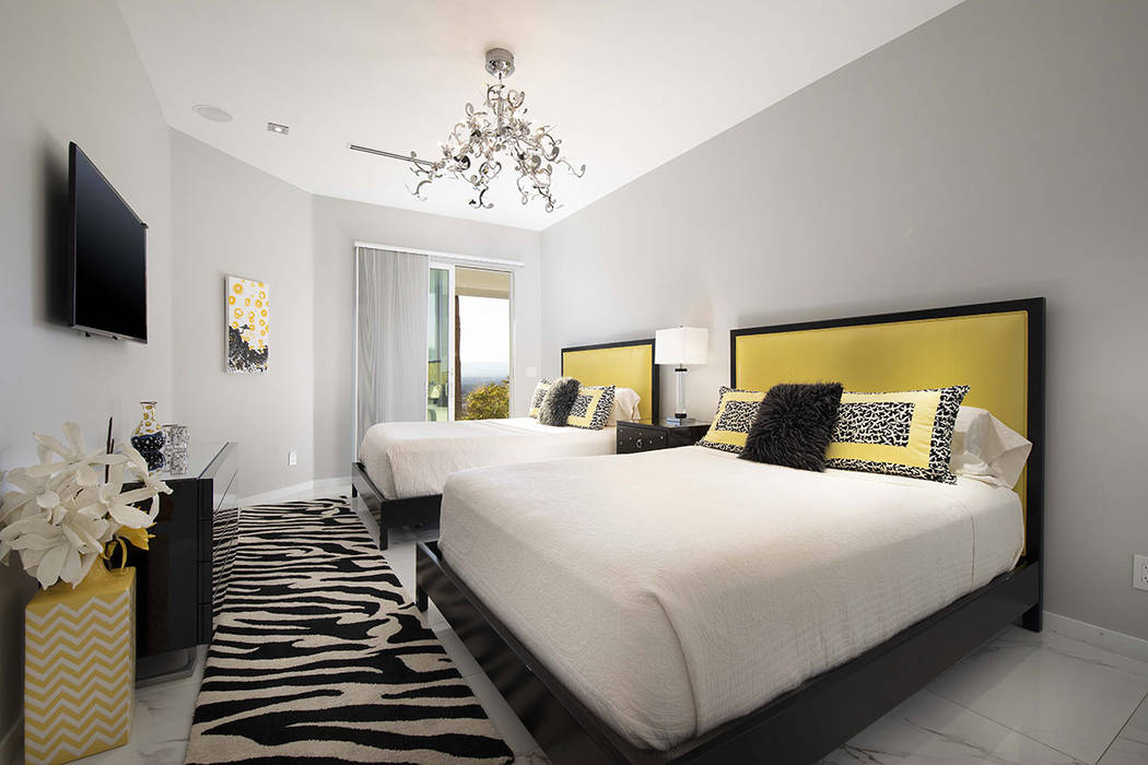 A secondary bedroom. (Sotherby's International Realty, Synergy)
