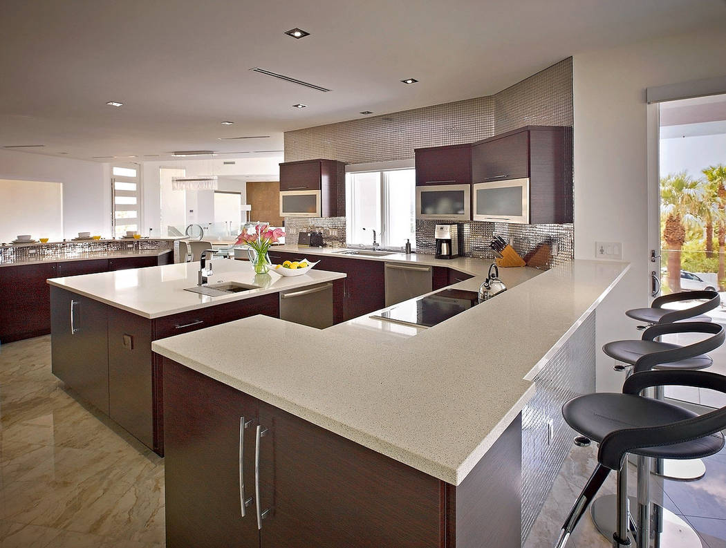 The chef's kitchen. (Sotherby's International Realty, Synergy)