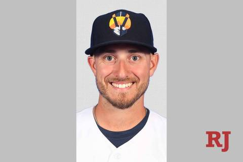 Mark Payton is batting .403, second in the Pacific Coast League. (Review-Journal)