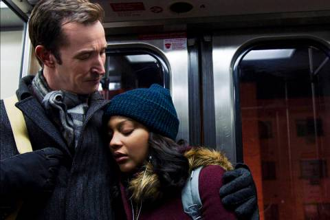 THE RED LINE two-hour series premiere airs Sunday, April 28 (8:00-10:00 PM, ET/PT) on the CBS T ...
