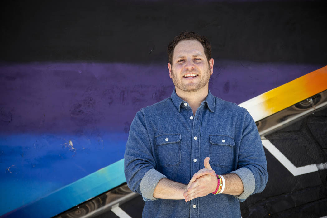 Craig Asher Nyman is the head of music and live performances for Life is Beautiful in downtown ...