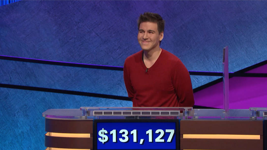With a running total of $1,275,587 through Friday, Las Vegan James Holzhauer has dominated &quo ...