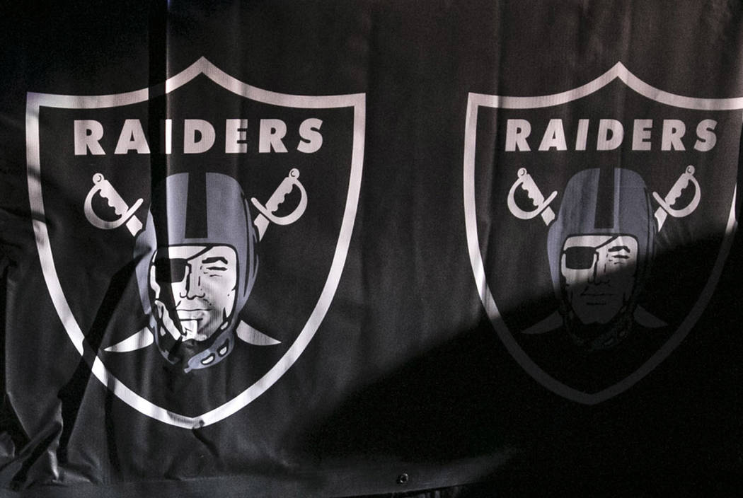 The Raiders began the draft's final day as they started the first, adding a defensive end. Fo ...