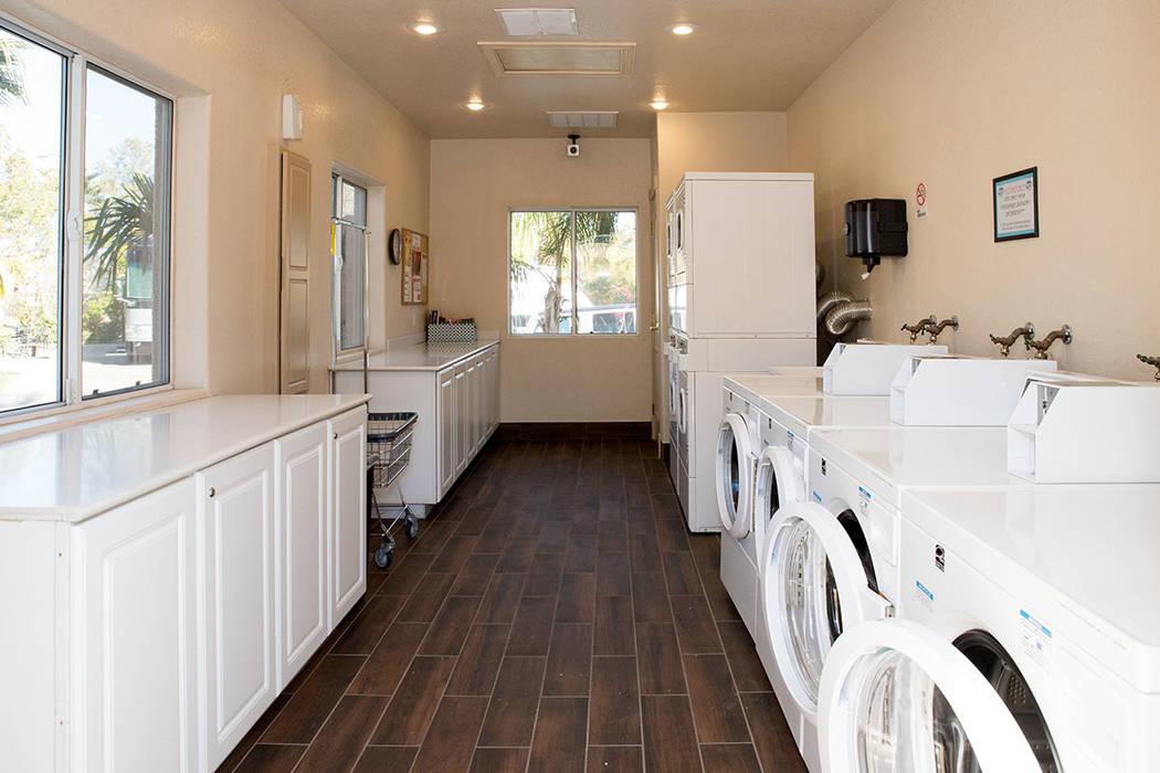 The laundry room. (Tonya Harvey Real Estate Millions)