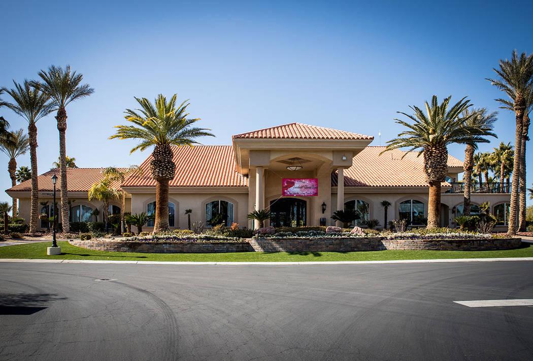 Las Vegas Motorcoach Resort is in the southwest portion of the Las Vegas Valley. (Tonya Harvey ...