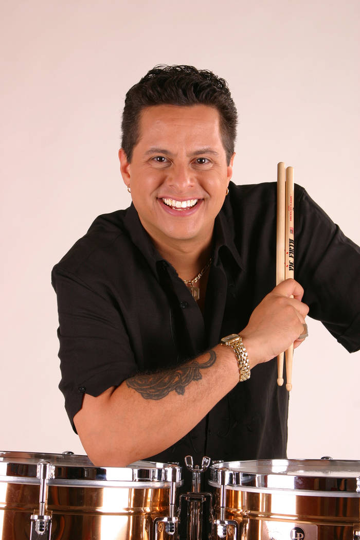 Tito Puente Jr. (Clark County Parks & Recreation)