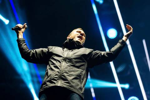Kaskade performs at The Budweiser Made In America Festival on Saturday, Sept. 2, 2017, in Phila ...