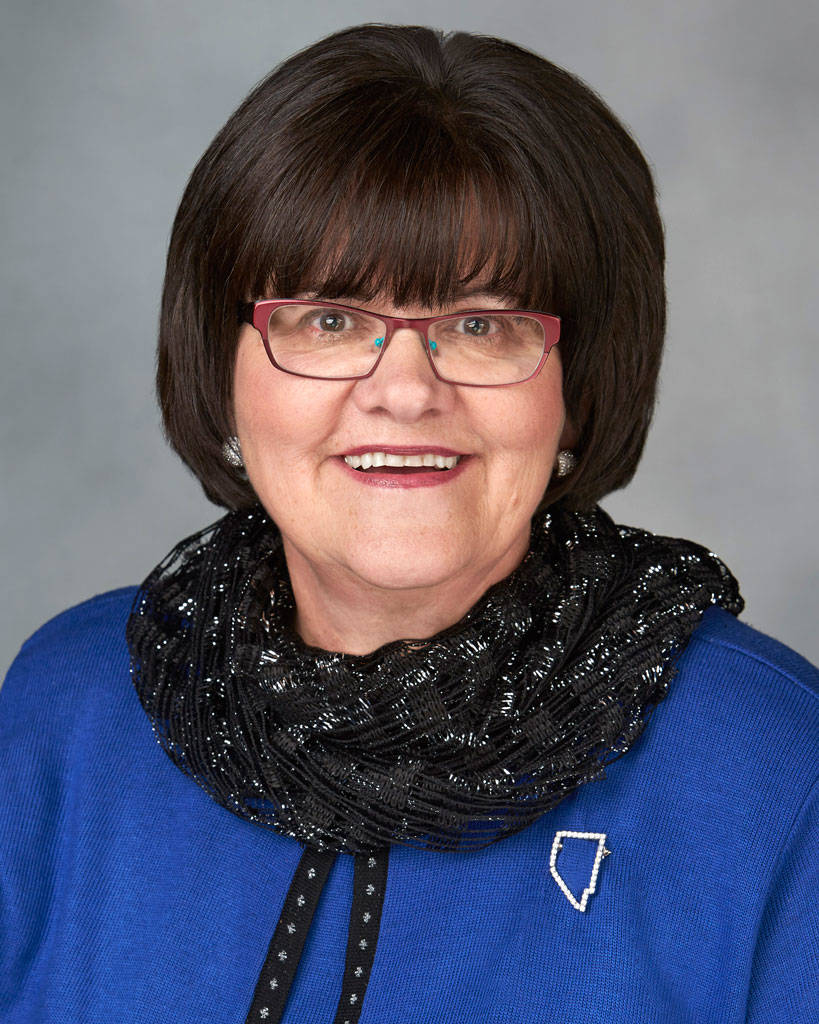 Nevada System of Higher Education Regent Cathy McAdoo. (NSHE)