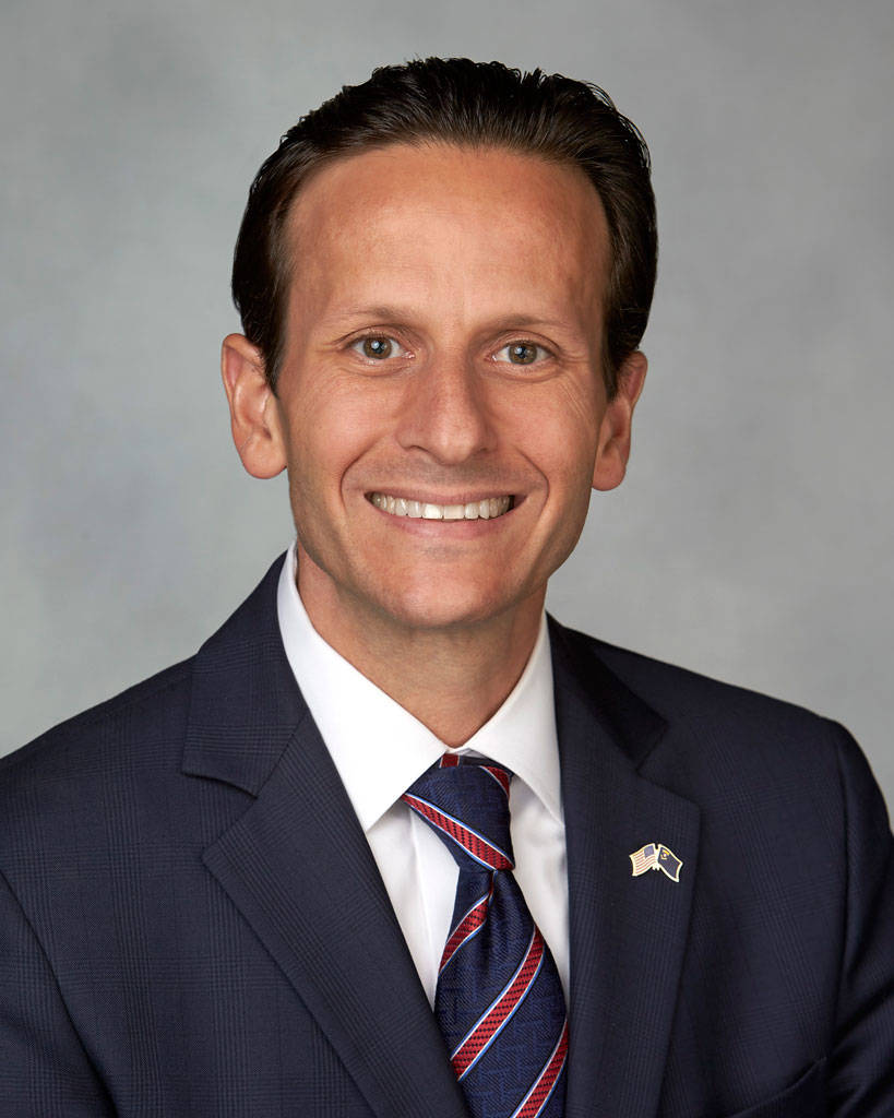 Nevada System of Higher Education Regent John T. Moran. (NSHE)