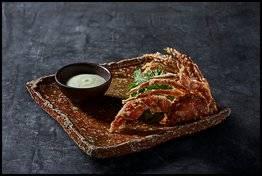 Soft-shell crab at Zuma at The Cosmopolitan of Las Vegas. (Zuma)