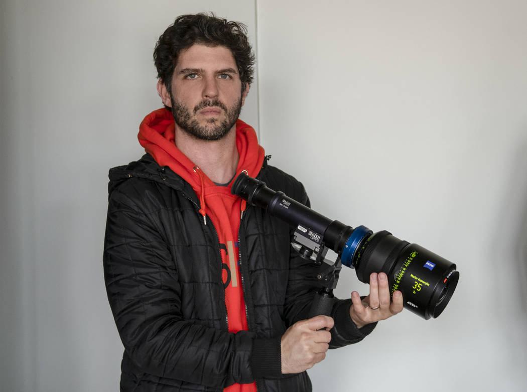 """Long Shot"" director Jonathan Levine. (Philippe Bossé)"