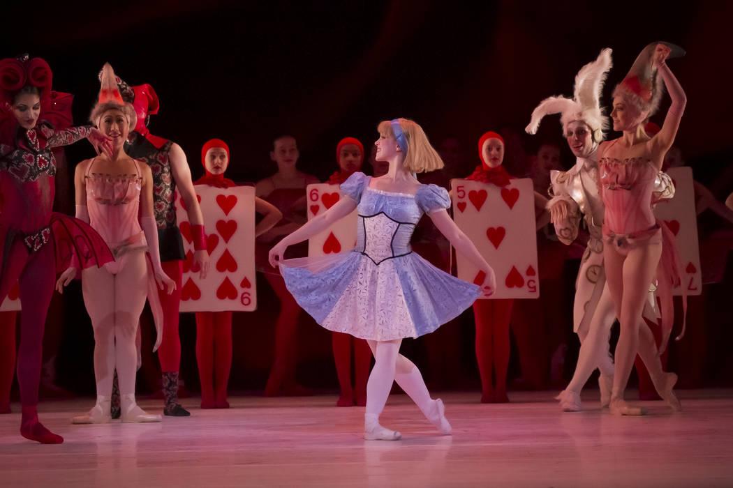 """Kansas City Ballet performs """"Alice (In Wonderland) Steve Wilson"""