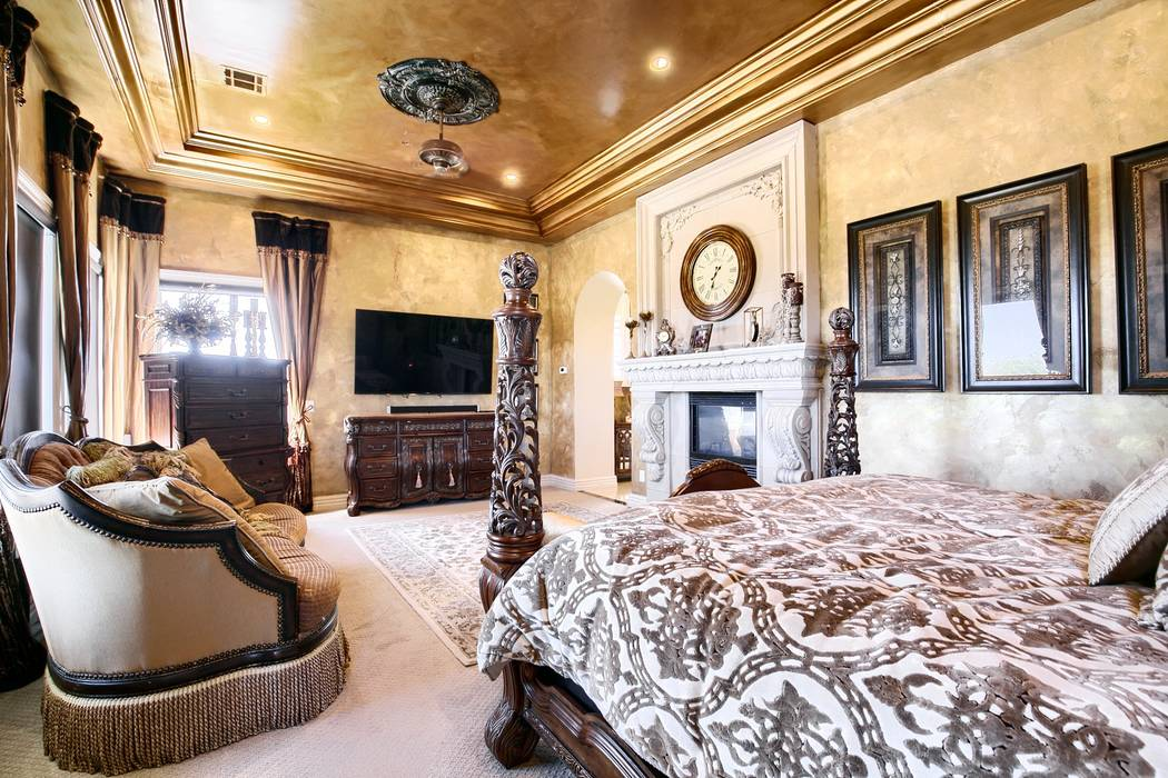 The master bedroom. (Signature Real Estate Group)