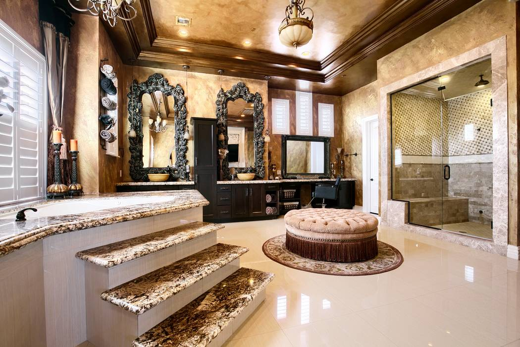The master bath. (Signature Real Estate Group)
