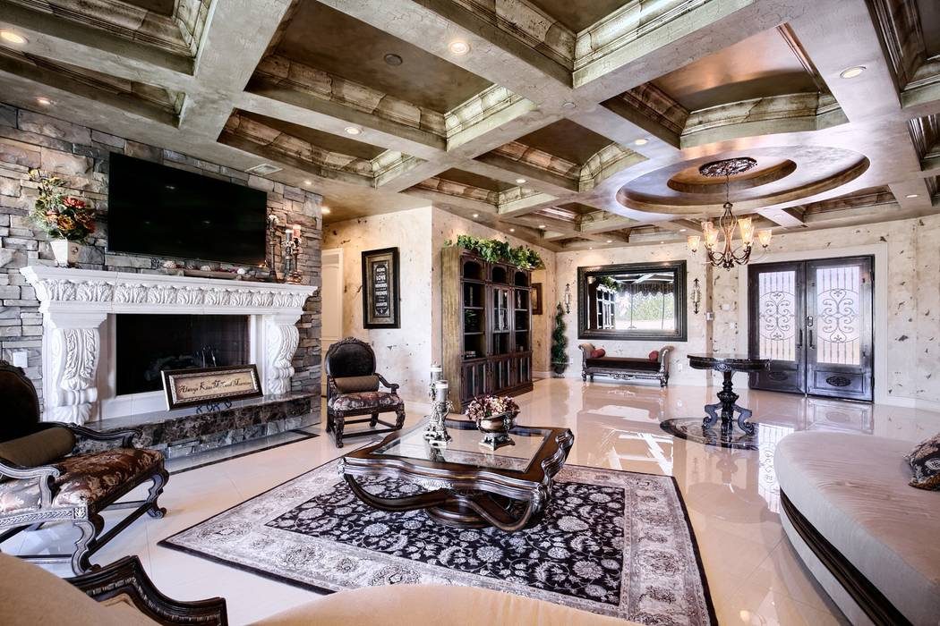 The living room. (Signature Real Estate Group)