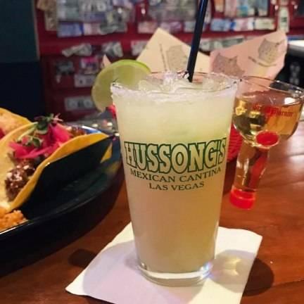 Original Margarita at Hussong's Cantina (Hussong's Cantina)