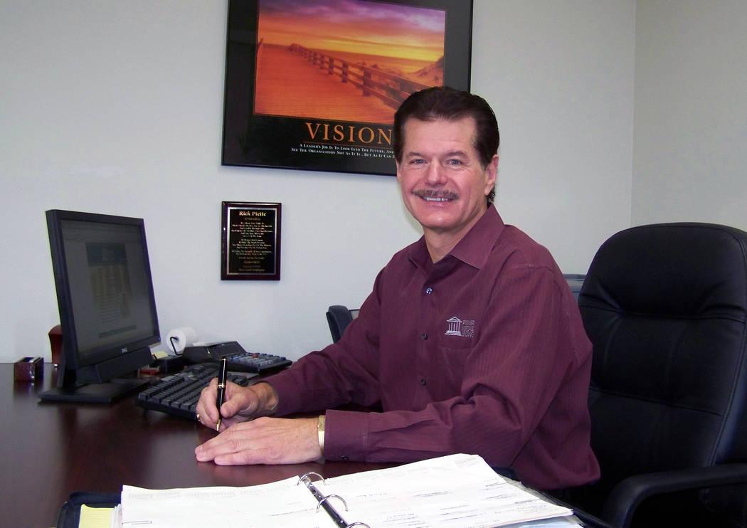 Rick Piette, Premier Mortgage Lending