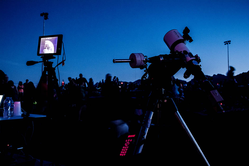 On May 11, Skye Canyon will host a night of stargazing with the Las Vegas Astronomical Society. ...