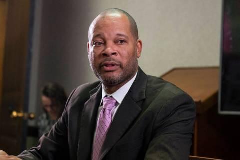 Nevada Attorney General Aaron Ford (Caroline Brehman/Las Vegas Review-Journal) @carolinebrehman