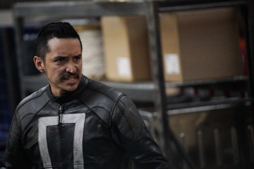 """MARVEL'S AGENTS OF S.H.I.E.L.D. - """"World's End"""" - With the surprising emergence of Gh ..."""