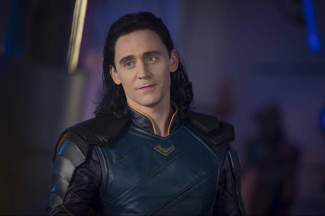 "Tom Hiddleston stars in ""Thor: Ragnarok."" (Marvel Studios)"