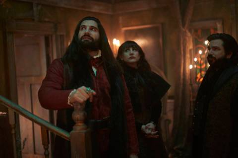 """WHAT WE DO IN THE SHADOWS -- """"Baron's Night Out"""" -- Season 1, Episode 6 (Airs May 1, ..."""