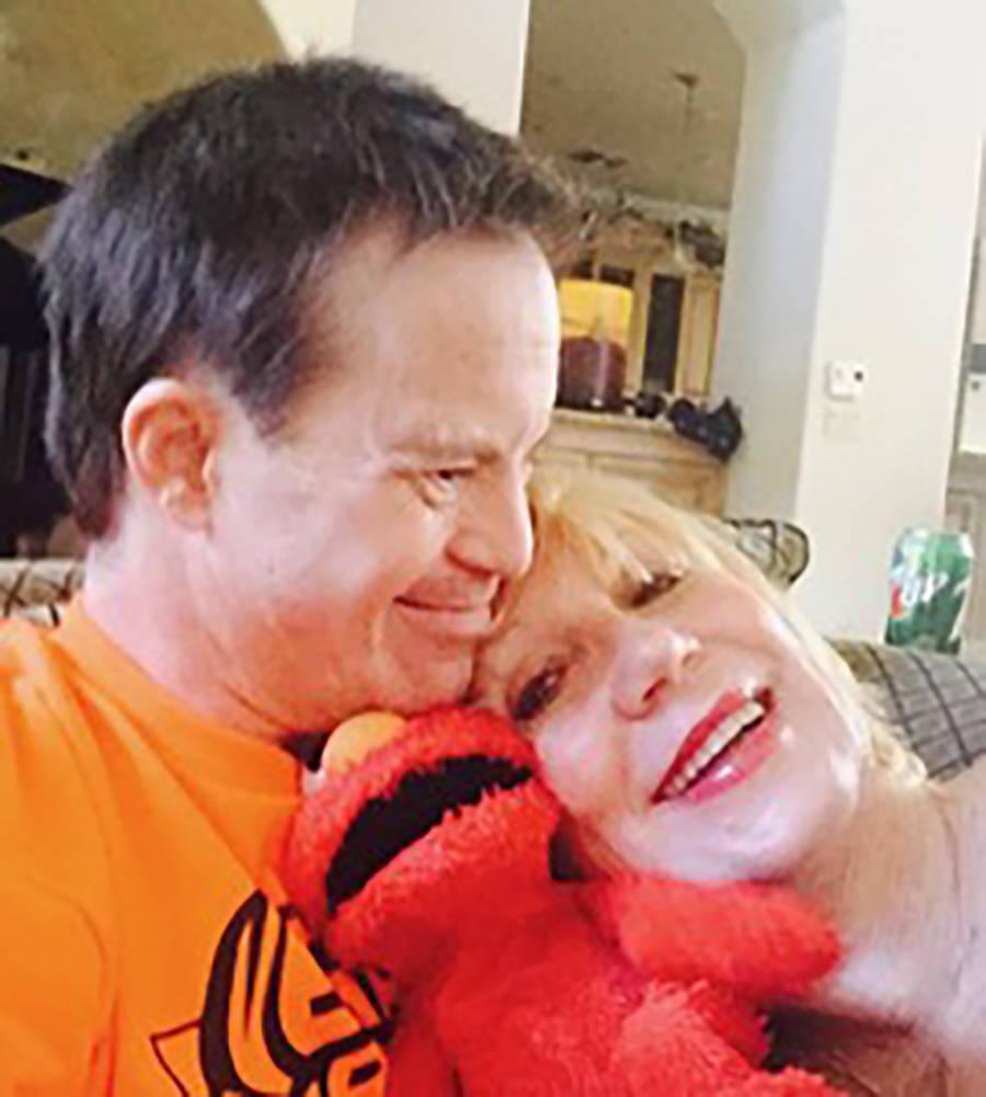Christopher Smith and mother Linda Smith. (Courtesy Linda Smith)