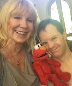 Linda and son Christopher Smith. (Courtesy Linda Smith)