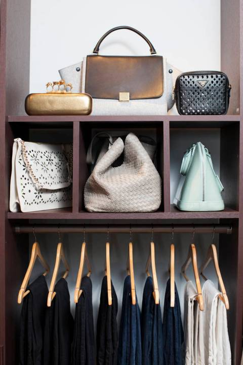 A well-designed, functional and attractive closet is the perfect way to turn a bland, utilitari ...