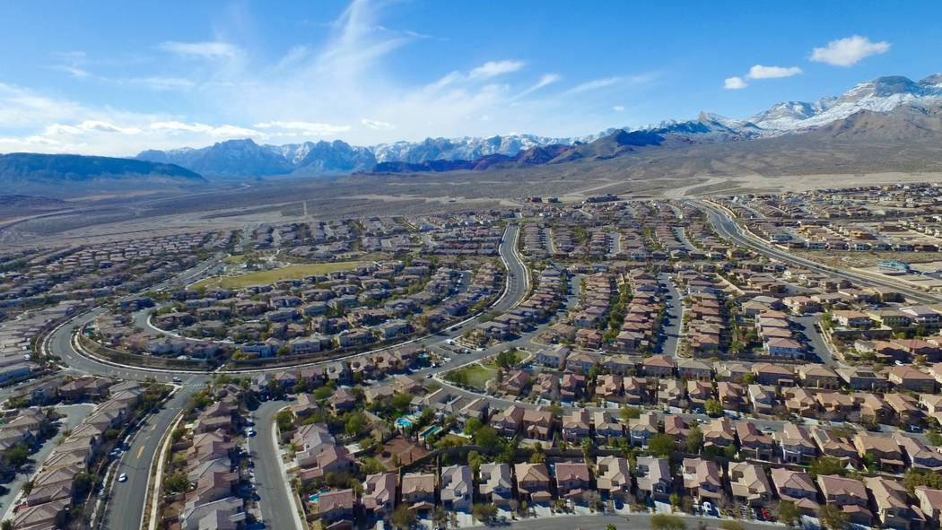 Eight neighborhoods in Summerlin are nearing sellout, each with fewer than 20 homes remaining. ...
