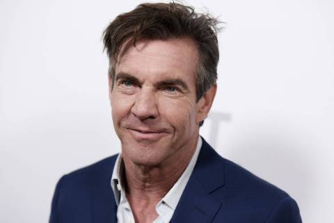"Actor Dennis Quaid attends the LA Premiere of ""The Art of More"" held at Sony Pictures ..."