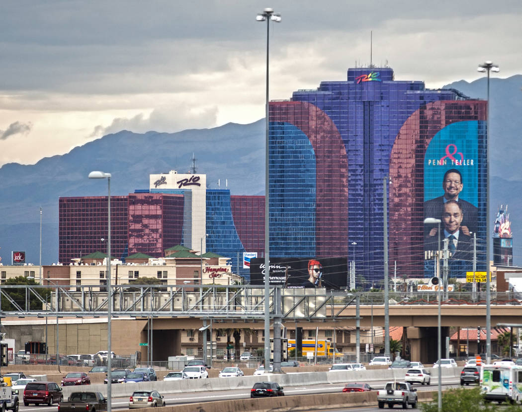 Nearly 30 years after the Rio opened, the red and blue jewel that helped catapult Las Vegas to ...