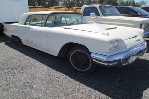 A Thunderbird car available at Saturday's auction. (Clark County)