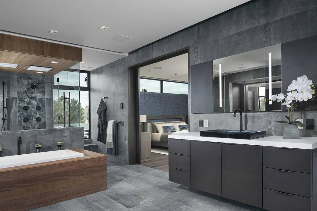 The master bath. (Studio G Architecture)