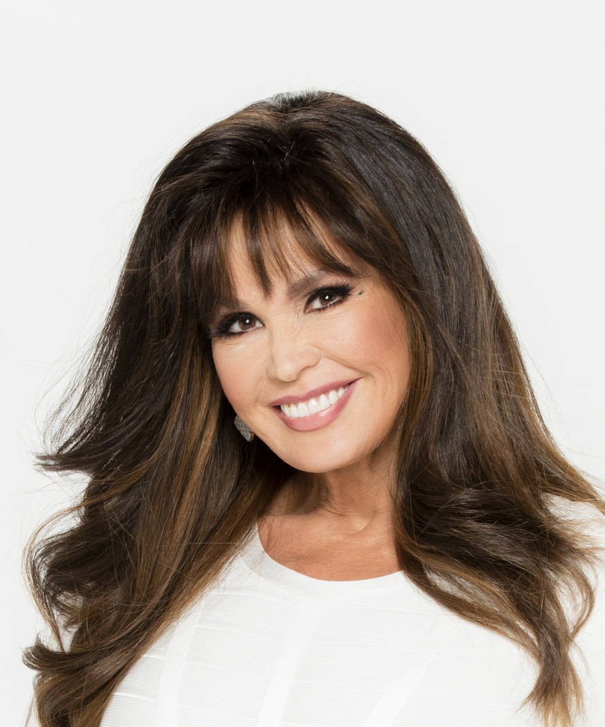 "Marie Osmond is the new co-host of ""The Talk"" on CBS, debuting in September. (CBS)"