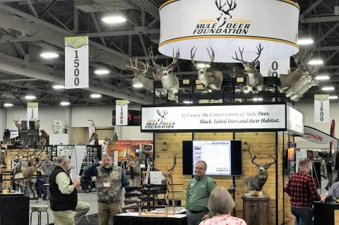 The Western Hunting & Conservation Expo in Salt Lake City gave Doug Nielsen the chance to catch ...
