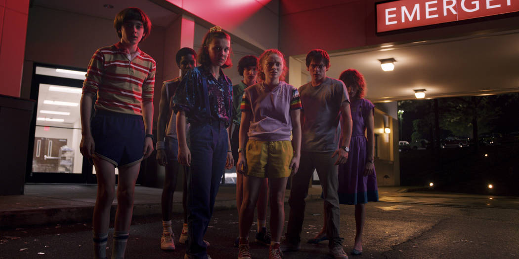 "The third season of ""Stranger Things"" debuts July 4 on Netflix. (Netflix)"