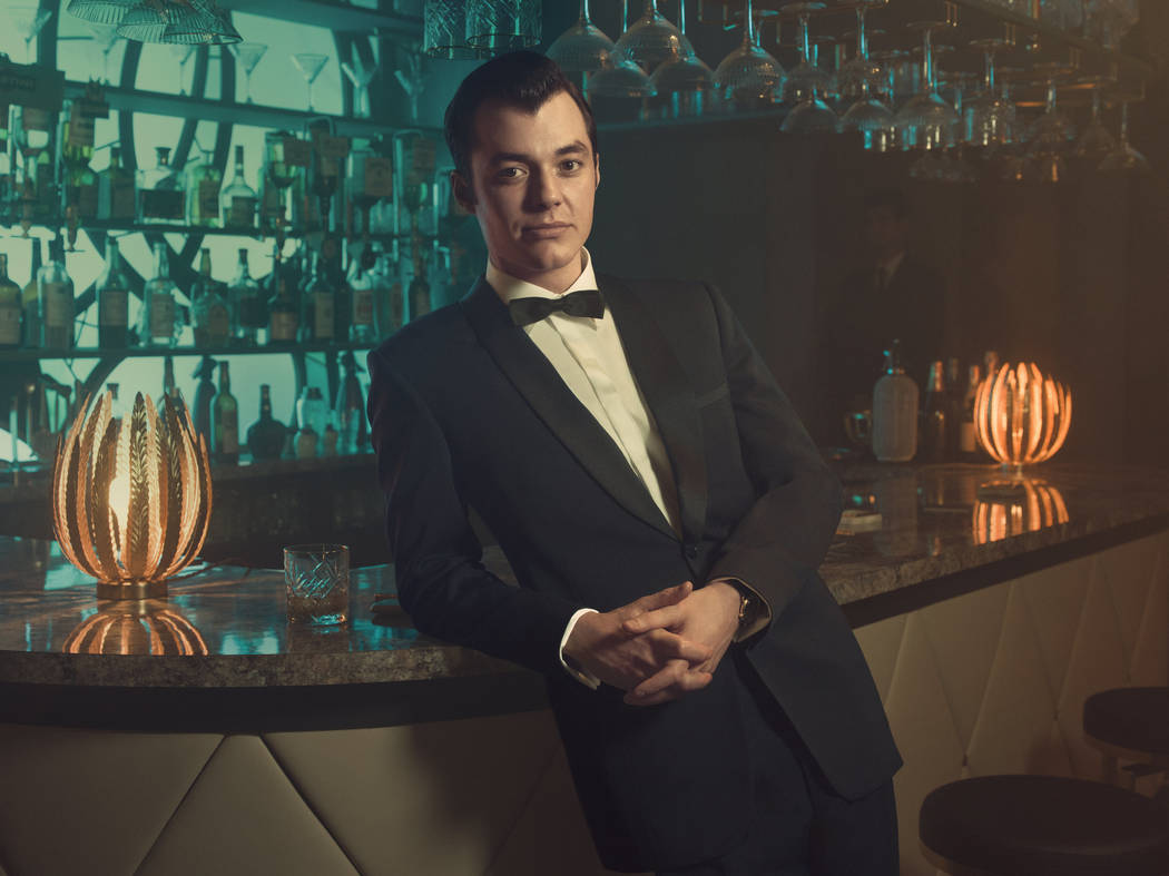 "Jack Bannon stars as Alfred Pennyworth in the Batman-adjacent drama ""Pennyworth."" (Epix)"
