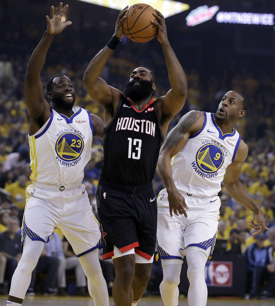 Houston Rockets Squad 2019: Warriors Take 3-2 Series Lead Over Rockets, But Durant